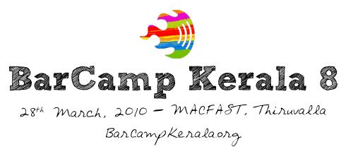 BarCamp Kerala 8