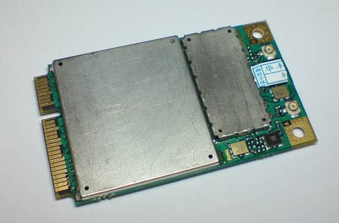 UNLOCKED Option GTM378 PCI-E Card
