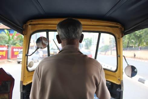 Rickshaw Wala!