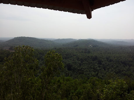 View From IIM K