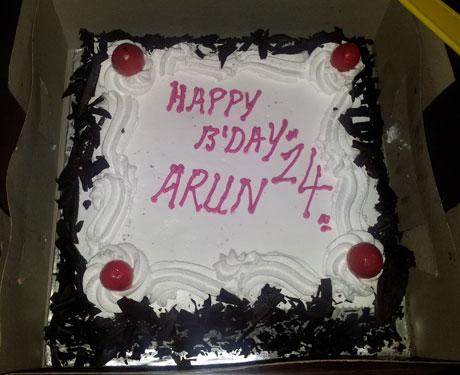 Birthday Cakes With Name Vikas ~ Happy birthday pictures cake youtube