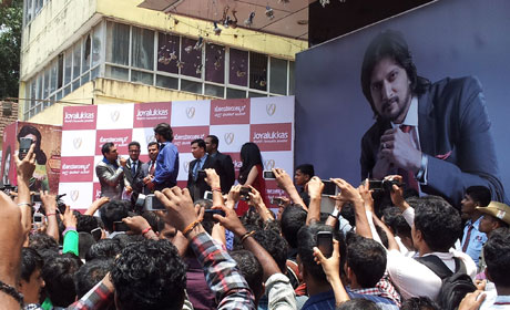 Local Movie Hero: Sudeep